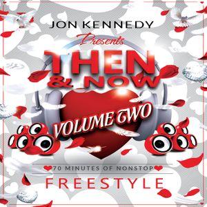 Then & Now vol 2 - Jon Kennedy