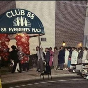 """Club 88 East Orange NJ """"DJ Burt"""" 1990's Pt 1"""