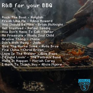 R&B for your BBQ