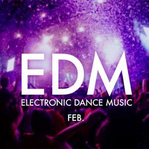 DJ HACKs February EDM Mix by DJ SHOTA