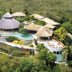 Mustique mix - from the best pool party of all time