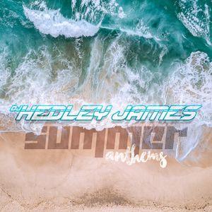 DJ Hedley James with a blend of Summer sun anthems