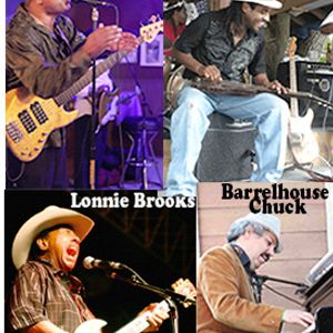 Show 102 - 12-18-2016 Happy Birthday Lonnie Brooks, we will miss you Barrelhouse Chuck