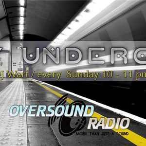 Dj.Wari aka Dj.W_Entity Underground Episode.03@ Oversound Radio