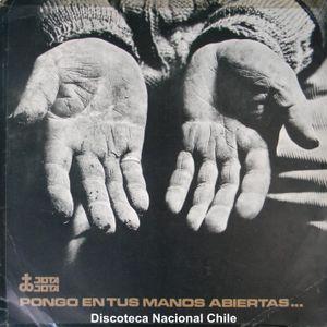 Víctor Jara con acompañamiento de Quilapayún: Pongo en tus manos abiertas…. JJL-03. Dicap. 1969. Chi