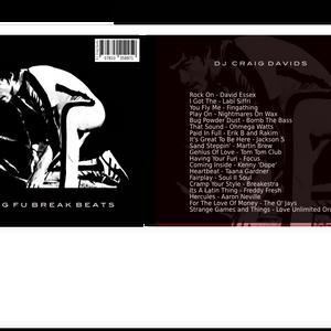 DJ Craig Davids - Kung Fu Breakbeats