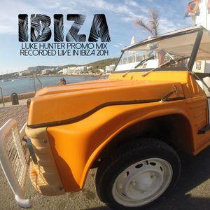 Luke Hunter Ibiza 2014 Promo Mix