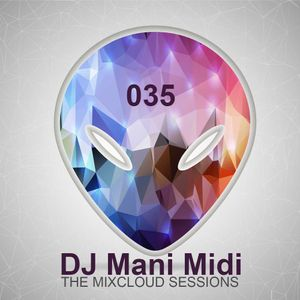 035- DJ Mani Midi: Extraterrestrial DJ Mix (w/ DJ Tommy Gunz intro.)