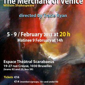 Radio X Podcast - The Merchant of Venice
