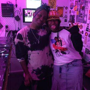 Tati Au Miel and Ricky Transcendence @ The Lot Radio 09-16-2019