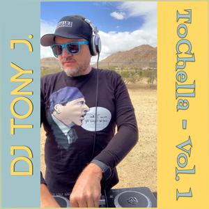 DJ TONY J. - TOCHELLA VOL. 1
