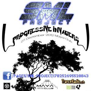 SML Project - Live @ Progressive Invaders (Maya Club) (07.12.12)