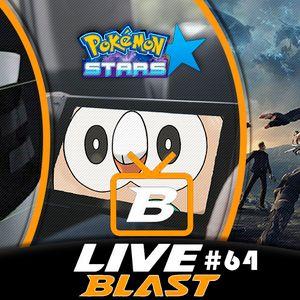 Live Blast #64 – Sobre fraldas e vazamentos