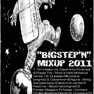 MJBIGGZ - BIGSTEP'N MIX UP 2011 (WMC COMP)