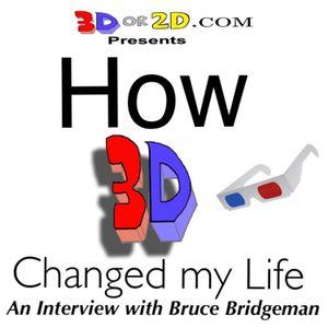 How 3D Changed my Life An Interview with Bruce Bridgeman