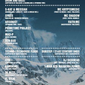 Dj Sickhead - Winter Convention minimix