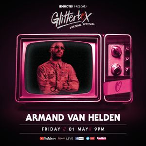 Glitterbox Virtual Festival 2.0 - Armand Van Helden