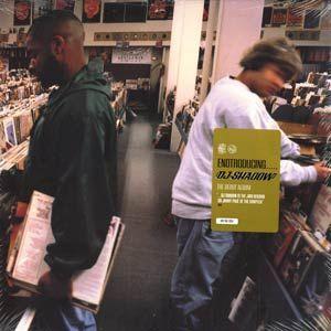 BACKTRACKING on ROUNDHOUSE RADIO - DJ Shadow