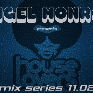 Angel Monroy presents House Lovers Barcelona - mix series 11.02