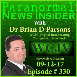 Paranormal News Insider with Dr. Brian Parsons_20170912_330