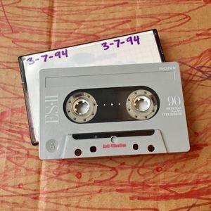 The Hip Hop Spot w/WildMan Steve & DJ Riz 90.3 WBAU March 7, 1994