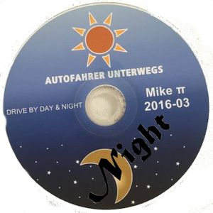Aurofahrer Unterwegs - driving all day & NIGHT    02-2016