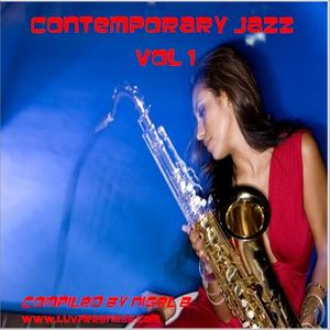 NIGEL B (CONTEMPORARY JAZZY SOUL CD 1)