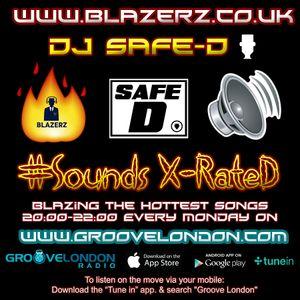 DJ Safe-D - Groove London Radio - Monday - 26-06-17 (8-10pm GMT)