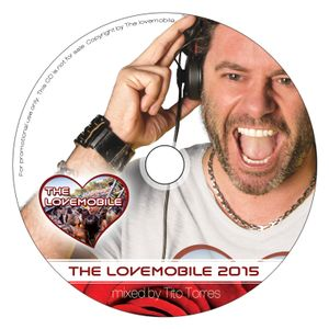 The Lovemobile Mix@Street Parade 2015 by Tito Torres