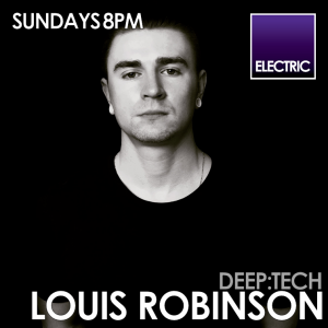 DEEP:TECH Hosted By Louis Robinson - 14.1.18