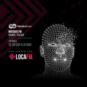 Carlos Beltran - Moebius FM @ Loca Fm (Spain) 10/02/2017