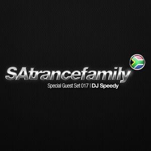 SAtrancefamily Special Guest Set - DJ Speedy
