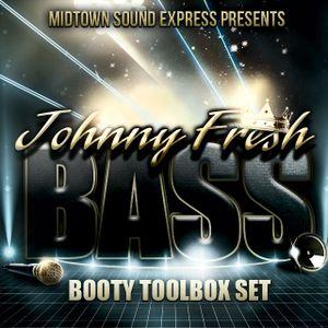 DJ Johnny Fresh Booty Toolbox Set