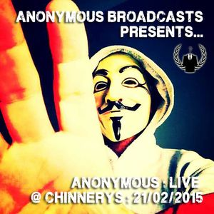 Anonymous Live @ Chinnery's