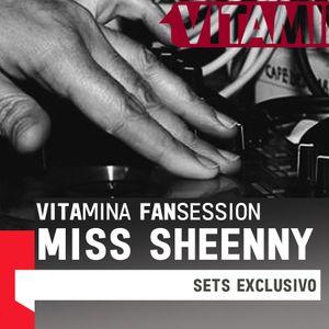 Vitamina Fan Set. Miss Sheenny