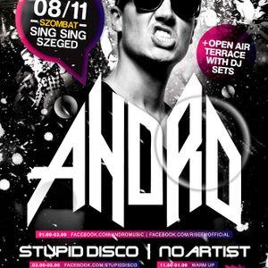 No Artist @ Sing Sing Music Hall - 2012.08.11.