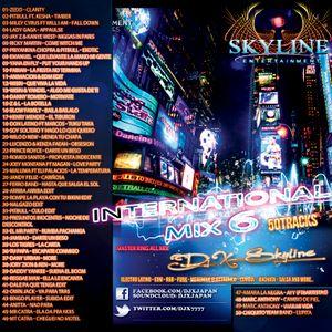 INTERNATIONAL MIX VOL.6 DJ X-SKYLINE