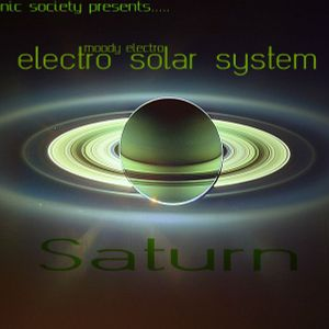 electro solar system (saturn) mixed by Paul Wood