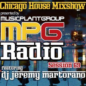DJ Jeremy Martorano  MPG Radio Session 69