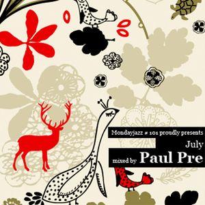 Paul Pre - Mondayjazz Mix