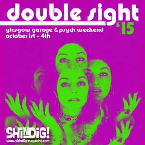 DOUBLE SIGHT SAMPLER MIX '15