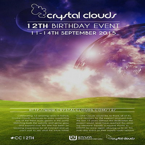 Manuel Le Saux – Crystalclouds 12th Birthday