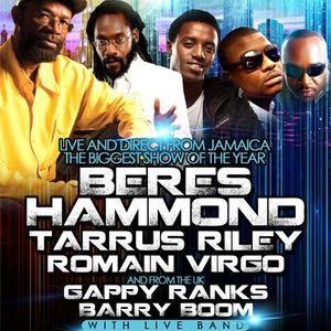 BERES HAMMOND TARRUS RILEY & ROMAIN VIRGO