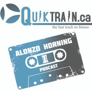 Alonzo Horning – QUIKTRAIN workout mix (Feb 2012)