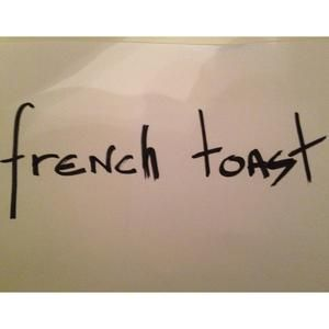 Frank McWeeny - French Toast podcast #19