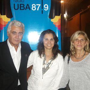 Dr Edgar Gigena y a la Dra. Alicia Chiviló