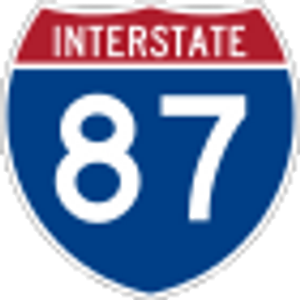 interstate 87 by COULT-45 12/23/15