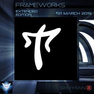 Frameworks Special Edition #21- Progressive Melodic House - Gammawave Radio-Progressive Heaven