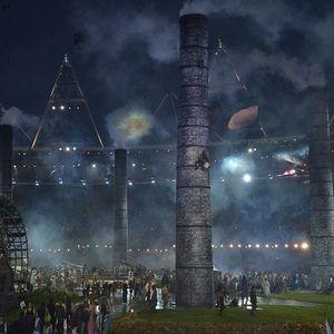 Pandemonium - An Underworld Mix (Based on the London 2012 Olympic Opening Ceremony)