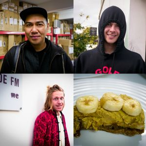 Global Roots: Thris Tian with Mike Servito, slowthai, Dreems and Kate Magic // 10-11-17